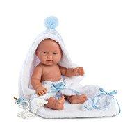Llorens New Born chlapček 26273 - Bábika