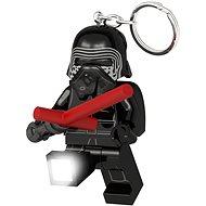 LEGO Star Wars Kylo Ren so svetelným mečom - Kľúčenka