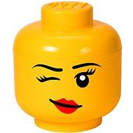 LEGO Úložná hlava Whinky - malá - Úložný box