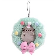 Pusheen Wreath ornament - Prívesok