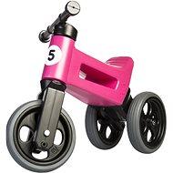 Funny Wheels 2 v 1 – ružové - Odrážadlo