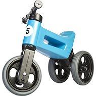 Funny Wheels 2 v 1 – modré - Odrážadlo