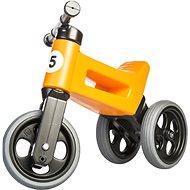Funny Wheels 2 v 1 – oranžové - Odrážadlo