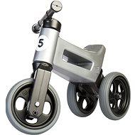 Funny Wheels 2 v 1 – sivé - Odrážadlo