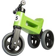 Funny Wheels 2 v 1 – zelené - Odrážadlo