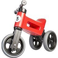 Funny Wheels 2 v 1 – červené - Odrážadlo