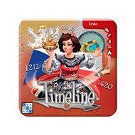 Timeline Česko - Kartová hra
