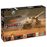 Italeri World of Tanks Limited Edition 36512 – Tiger 131 - Plastový model