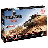 Italeri World of Tanks 36514 – Crusader III - Plastový model