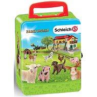 Klein Zberateľský kufrík Schleich pre zvieratá - Kufrík