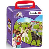 Klein Zberateľský kufrík Schleich pre kone - Kufrík