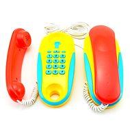 Teddies Dva telefóny do rôznych izieb - Herný set