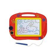 Teddies Magnetická tabuľka kresliaca - Kreatívna hračka