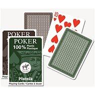 Poker – 100 % Plastic - Karty