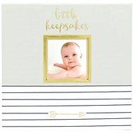 Pearhead Krabička na vzpomínky Hello Baby - Dekorácia do detskej izby