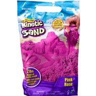 Kinetic sand Ružový piesok 0,9 kg - Kreatívna súprava