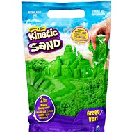 Kinetic sand Zelený piesok 0,9 kg - Kreatívna súprava