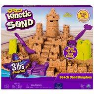 Kinetic sand, Veľký piesočný hrad - Kinetický piesok