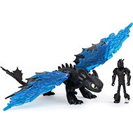 Figúrka Draky 3 Drak a viking – Hiccup & Toothless