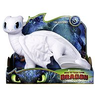 How to Train Your Dragon 3 Large Plush Dragon - Lightfury - Plush Toy