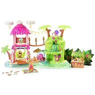 Hatchimals Svietiaca hracia súprava Tropická párty - Herný set