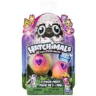 Hatchimals Žiariace zvieratká dvojbalenie - Figúrky
