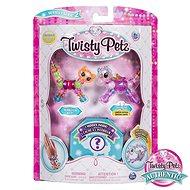 Twisty Petz 3 náramky/zvířátka Kočka a poník