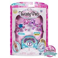 Twisty Petz 3 – Medveď a mačka - Detský náramok