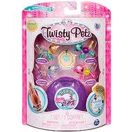 Twisty Petz 4 náramky zvieracích bábätiek – Unicorn a Puppy - Náramok