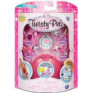 Twisty Petz 4 náramky zvieracích bábätiek – Unicorn a Panda - Náramok