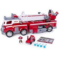Paw Patrol Veľký hasičský voz s efektmi - Herná sada
