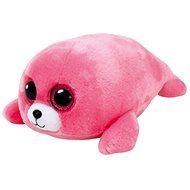 Plyšová hračka Beanie Boos Pierre – pink seal 24 cm