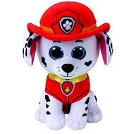 Beanie Babies Paw Patrol – Marshall 24 cm - Plyšová hračka
