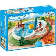 Playmobil Bazén - Stavebnica