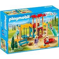 Playmobil Detské ihrisko - Stavebnica