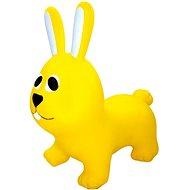 Jumpy Králiček žltý - Detské skákadlo