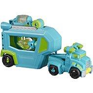Transformers Rescue Bot auto s prívesom Hoist RescueTrailer