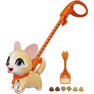 Interaktívna hračka FurReal Friends Poopalots malé zvieratko Corgi