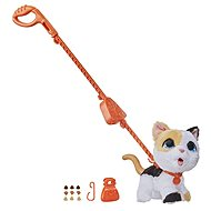 FurReal Friends Poopalots veľká mačka - Interaktívna hračka