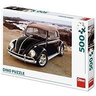 Dino VW Chrobák na pláži