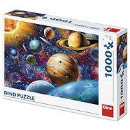 Dino Planéty - Puzzle