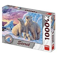 Dino Ľadové medvede secret collection - Puzzle