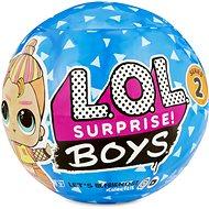 L.O.L. Surprise Chlapec, vlna 1 - Figúrky