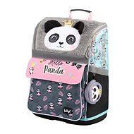 Školská aktovka Zippy Panda - Školský batoh