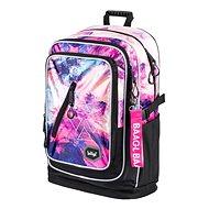 Školský batoh Cubic Abstract - Školský batoh