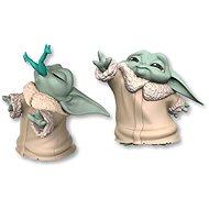 Star Wars Baby Yoda figúrka 2-balenie B - Figúrka