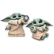 Star Wars Baby Yoda figúrka 2-balenie C - Figúrka