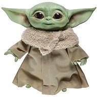 Star Wars Baby Yoda - Hovoriaca plyšová figúrka, 19 cm - Figúrka