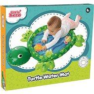 Hračka pre najmenších Zábavná vodná podložka korytnačka