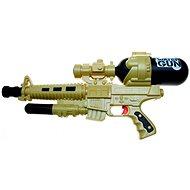 Pištoľ vodná 55 cm - Detská pištoľ